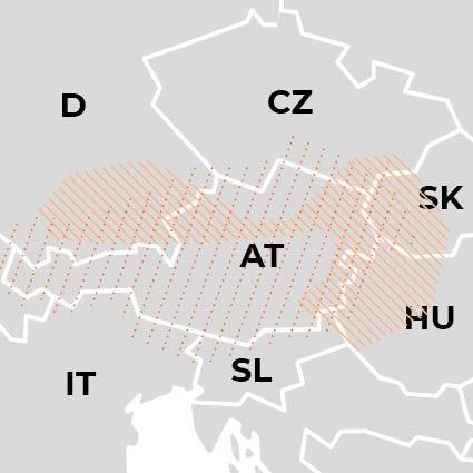 Karte Bodenstabilisierung